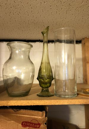 Vases - Flower vases for Sale in Peoria, IL