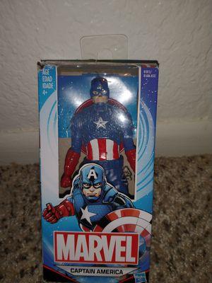Captain America figure for Sale in Mesa, AZ
