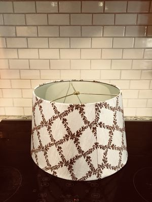 Lamp shade for Sale in Inkster, MI