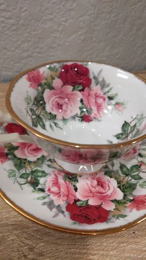 Beautiful rose bone China for Sale in Burien, WA