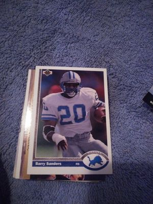 I have a lot of football cards and baseball and basketball for Sale in North Charleston, SC