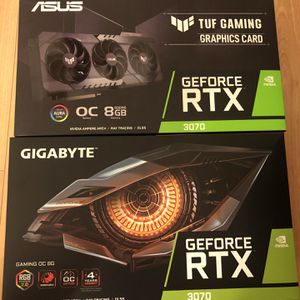3070 Graphics Cards -$800 Each for Sale in Alhambra, CA