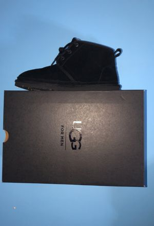 selling men uggs size 9 for Sale in Boston, MA