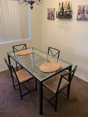 Dinning Table and Living Room Tables for Sale in Spring Valley, CA