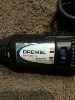 Dremel multi tool for Sale in Millwood, WA