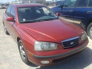 2003 Hyundai Elantra for Parts 046702 for Sale in Las Vegas, NV