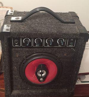 Portable Amp for Sale in Charlottesville, VA