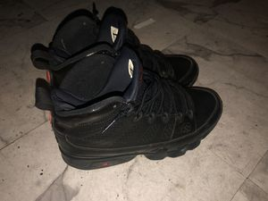 Black retro Jordan 9 for Sale in The Bronx, NY