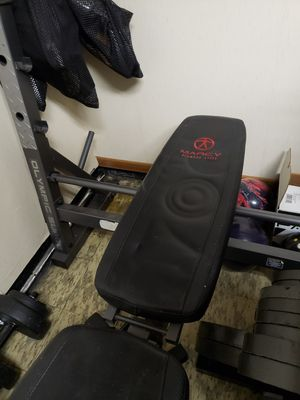 Marcy Olympic Surge bench for Sale in Valley View, OH