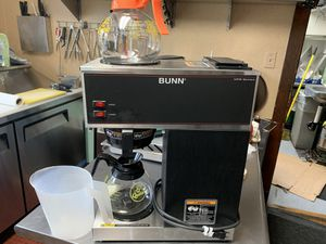 Bunn VPR series commercial coffee maker for Sale in Tarentum, PA