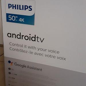 Phillip's 50inch Smart T.v for Sale in Fort Myers, FL