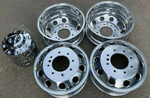 "17"" Dodge RAM 3500 Dually 2020 wheels for Sale in Solana Beach, CA"
