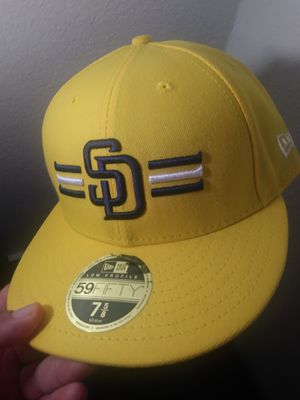San Diego Padres/New Era 5950/2017 Players Weekend/Low Profile Caps for Sale in Chula Vista, CA