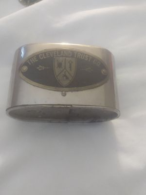 VINTAGE AMERICAN VAULT COIN BANK with key. 1946 HANKEr for Sale in Middleburg Heights, OH