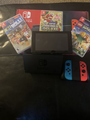 Nintendo switch for Sale in Annandale, VA