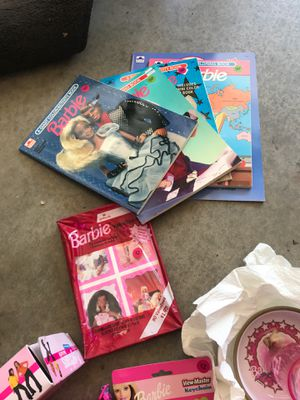 1990s Barbie LOT! All kinds of goodies... for Sale in Riverside, CA