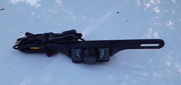 Rear camera (night vision)