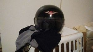 Harley Davidson motorcycle helmet & bag-brand new for Sale in Royalston, MA