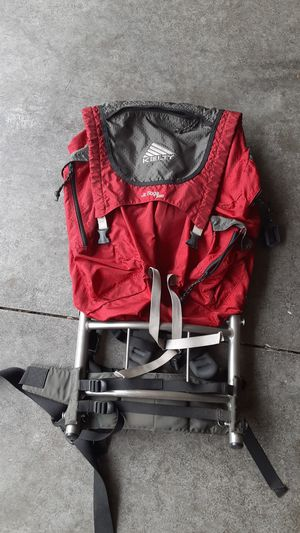 Kelty jr tioga 2050 hiking backpack red for Sale in Vancouver, WA