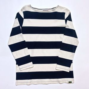 A Bathing Ape Classics Bape Lonsleeve Striped Shirt Size Small S women's for Sale in Tracy, CA