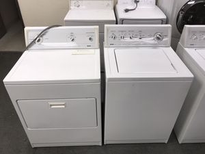Kenmore / Washer & Dryer / heavy duty! • clean 🧼 for Sale in Westminster, CO