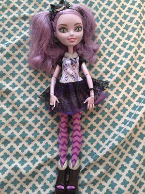 Ever after high doll for Sale in Visalia, CA