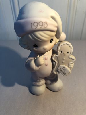 """""""For Santa"""" Precious Moments Figurine for Sale in Crum Lynne, PA"""