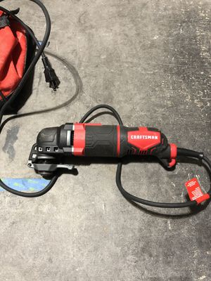 Craftsman Oscillating Tool for Sale in North Las Vegas, NV