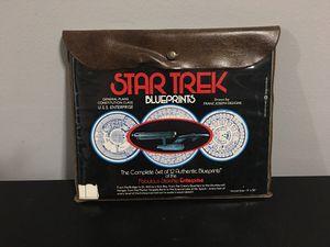 Star Trek Blueprints for Sale in Chicago, IL