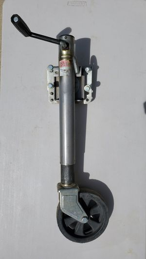 "1,500 lbs. capacity RAM sidewind bolt-on swivel trailer jack with 8"" caster. for Sale in Ventura, CA"