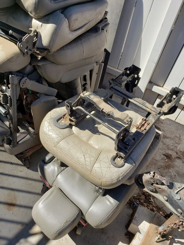 VARIOUS LEATHER SEATS FREE