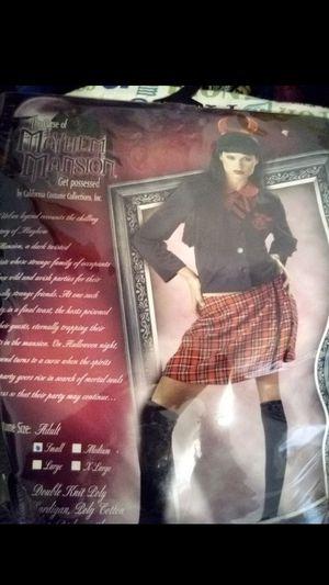 Wicket school girl Halloween costume for Sale in Long Beach, CA