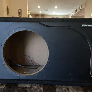 Mtx Thunder 12inch Box Sub for Sale in Phoenix, AZ