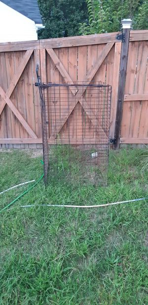 Large Dog Kennel -$50 - Durham for Sale in Durham, NC