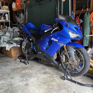 2006 Kawasaki Ninja Zx6r for Sale in Humble, TX