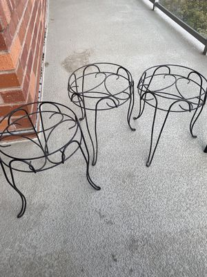3 Plant stands for Sale in Denver, CO