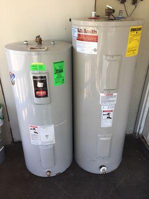 Electric water heaters $150 EA. for Sale in Phoenix, AZ