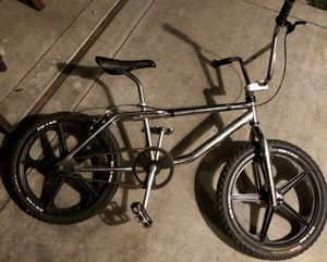 Gt bmx old bike acs mags for Sale in Fremont, CA