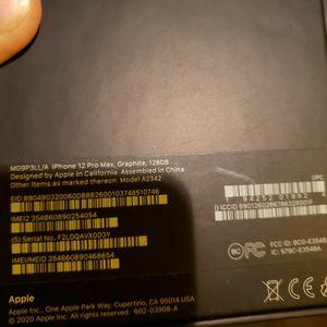Iphone 12 Promax for Sale in Montclair, CA