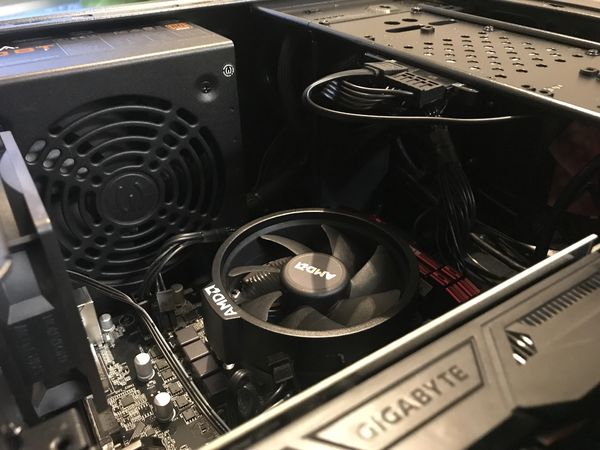 Entry level gaming/streaming computer $375