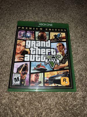 Grand Theft Auto 5 Xbox One for Sale in San Antonio, TX