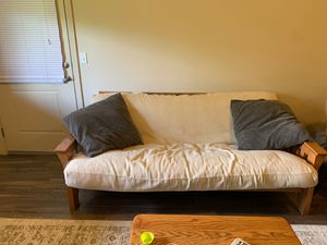 Wood Futon! for Sale in Vancouver, WA