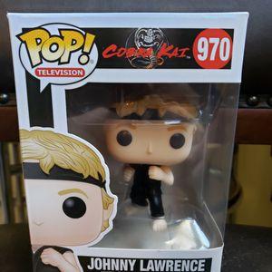Funko Pop Cobra Kai Johnny Lawrence #970 for Sale in Ontario, CA