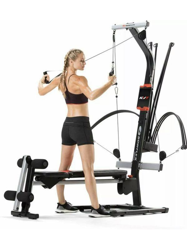 Bowflex PR1000 Home Gym With ADJUSTABLE BENCH PRESS