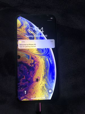 iPhone Xs 256gb for Sale in Fayetteville, AR