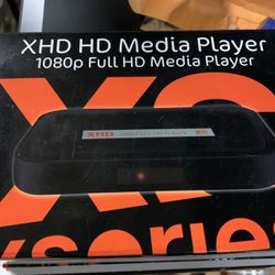 XHD HD Media Player for Sale in Glen Cove,  NY