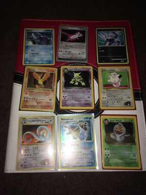Rare holo pokemon for Sale in Kearns, UT