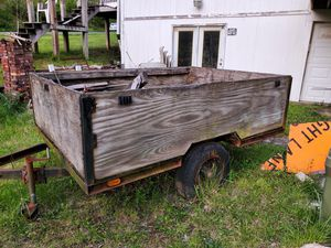 1986 5x8 Trailer for Sale in Morgantown, WV