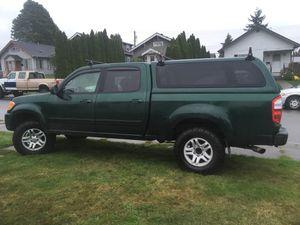 Tundra canopy (04) for Sale in Everett, WA