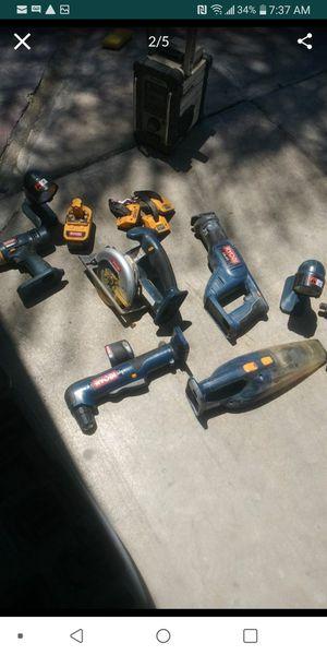 Ryobi power tools for Sale in Modesto, CA